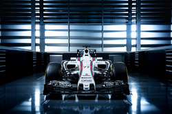 Williams FW38, la livrea 2016
