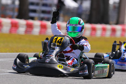 Josh Pierson wins in Micro-Max