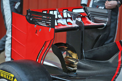 Detail, Haas F1 Team VF-16