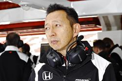 Юсуке Хасегава, Honda