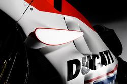 Ducati Desmosedici GP, dettaglio