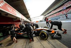 Альфонсо Селис мл., Sahara Force India F1 VJM09