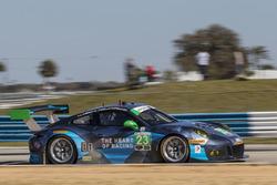 #23 Team Seattle/Alex Job Racing Porsche GT3 R: Ian James, Mario Farnbacher, Wolf Henzler