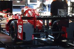 Aerodynamik-Detail bei Honda