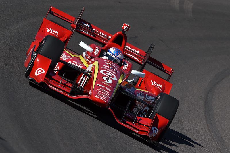 #9 Scott Dixon (Ganassi-Chevrolet)