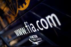 Le logo de la FIA