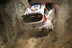 Khalid Al-Suwaidi, Giovanni Bernacchini, Ford Fiesta R5