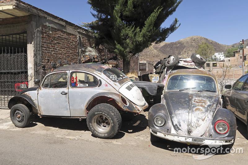 L'ambiance du Rallye du Mexique