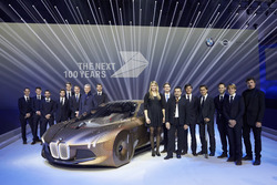 100 tahun Grup BMW: Event Centenary Muenchen