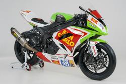 La moto de San Carlo Team Italia