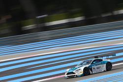 #44 Oman Racing Aston Martin V12 Vantage GT3