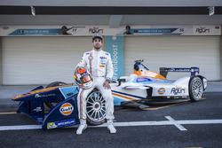 Antonio Félix Da Costa, Team Aguri mit den Gulf-Design