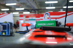 Mahindra Racing detalle del auto