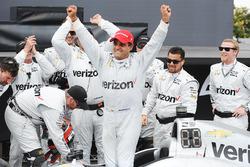 Победитель гонки - Хуан-Пабло Монтойя, Team Penske Chevrolet