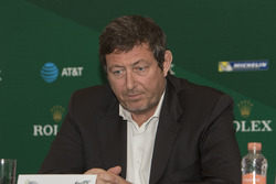 Gerard Neveu, CEO WEC