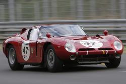 47-Francioni, Strebel-Iso Bizzarrini 1965