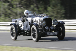39-Behr, Cresswell-Bentley 4,5l Le Mans 1926