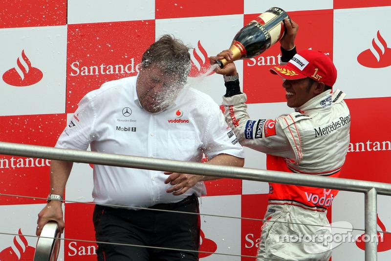 8. Гран При Германии 2008