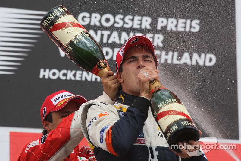 Гран При Германии, 2008 год