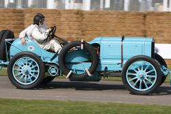 Eddie Berrisford, 1908 Mors Grand Prix