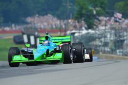 Pace lap: Ryan Hunter-Reay