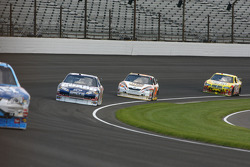 Dale Earnhardt Jr., David Reutimann and Bobby Labonte