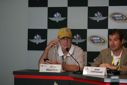 NASCAR Goodyear press conference: Jim Hunter, NASCAR