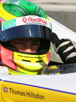 Thomas Hillsdon, Motaworld Racing