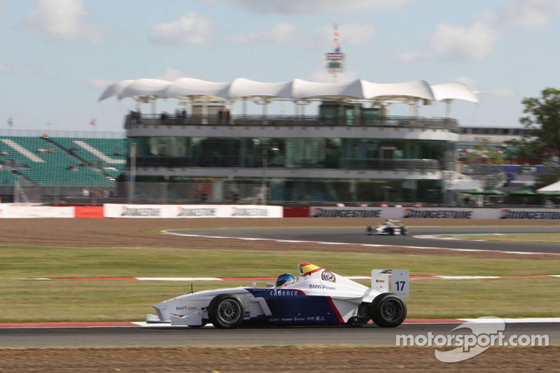Ramon Pineiro, Fortec Motorsport