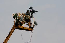 TV Camera man