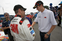Greg Biffle and Colin Braun