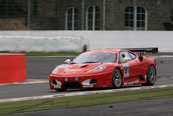 #181 JMB Racing Ferrari F430: Nicolas Comar, Philippe Rambeaud