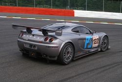 #122 David Jones (Team Eurotech) Ascari KZ1R: David Jones, Godfrey Jones, Mike Jordan