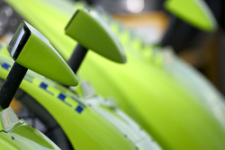 Krohn Racing Pontiac Lola body parts