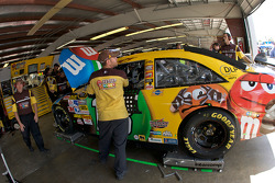 M&M's Toyota crew members at work