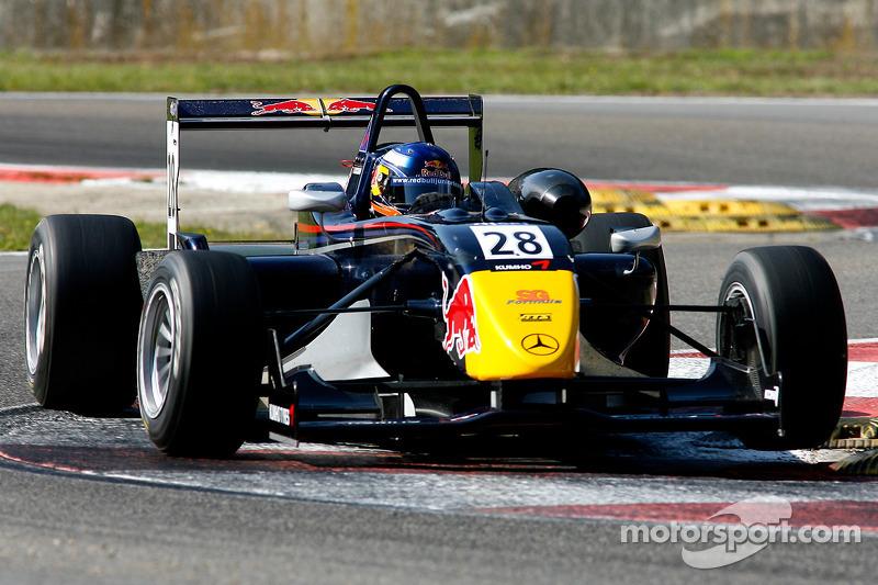 Даниэль Риккардо, SG Formula Dallara-Mercedes