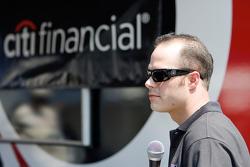 David Gilliland talks to Citi Financial guests