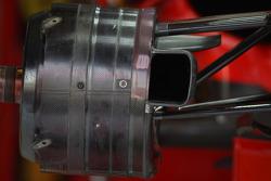 Scuderia Ferrari, brake assembly