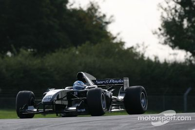 Test à Donington en septembre