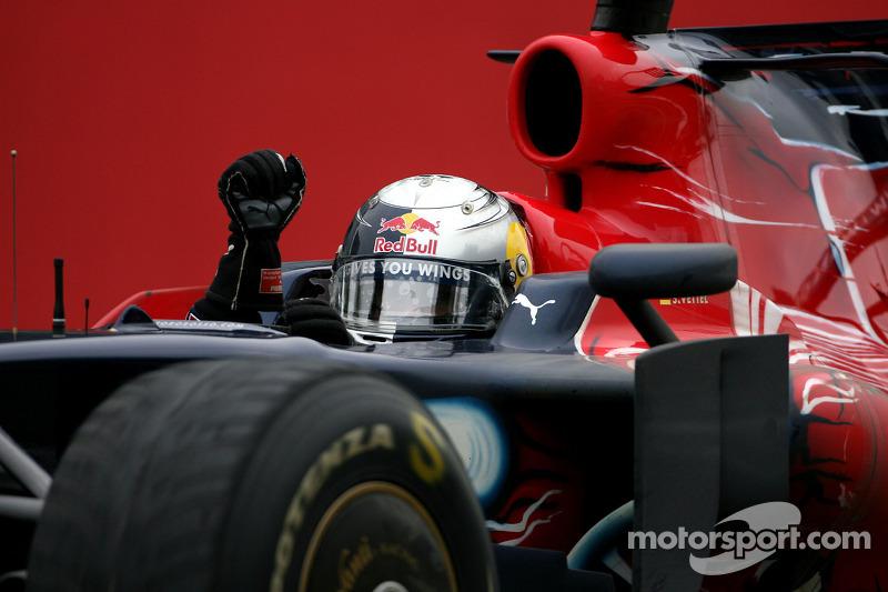 2008: Sebastian Vettel, Toro Rosso