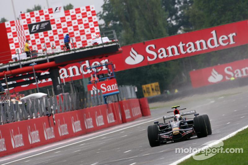 2008. Переможець: Себастьян Феттель, Toro Rosso - Ferrari
