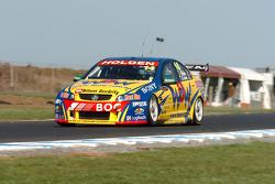 Max Wilson returned to racing