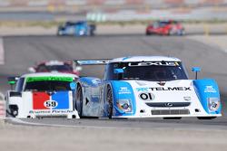 #01 Chip Ganassi Racing with Felix Sabates Lexus Riley: Alex Lloyd, Scott Pruett, Memo Rojas