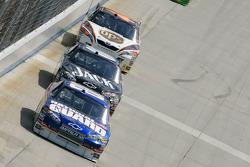 Dale Earnhardt Jr., Clint Bowyer and David Reutimann