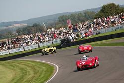 Sussex Trophy race: Nick Mason-Maserati Typo 61