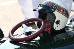 Jackie Stewart vintage helmet