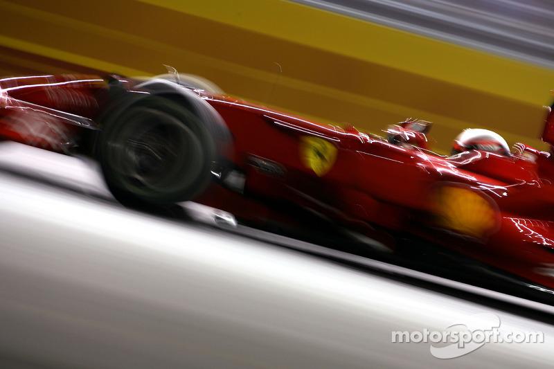 Kimi Röikkönen, Scuderia Ferrari