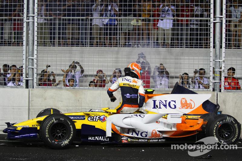 Гран При Сингапура, 2008 год
