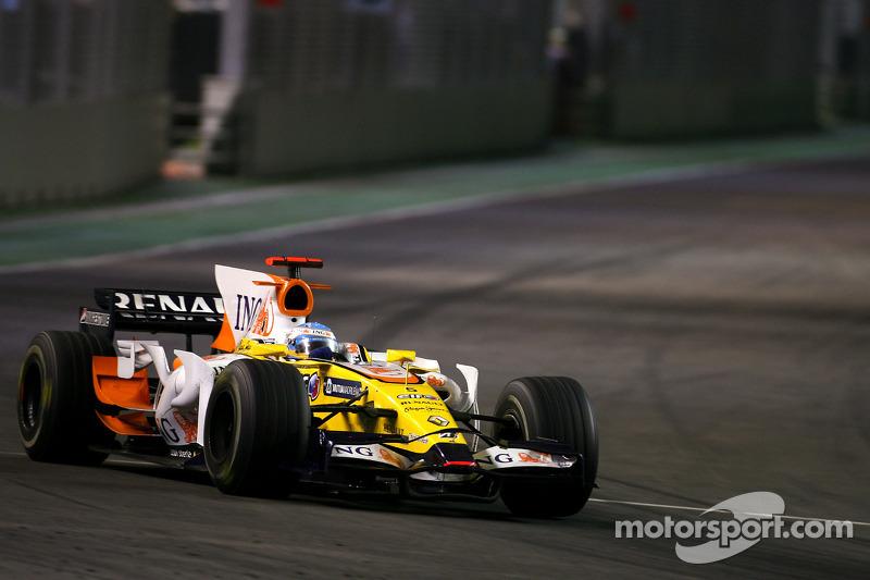 2008 - Фернандо Алонсо, Renault