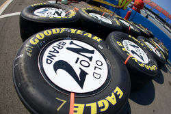 Jack Daniel's Chevy wheels and tires